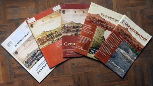 Het tijdschrift Gerardimontium